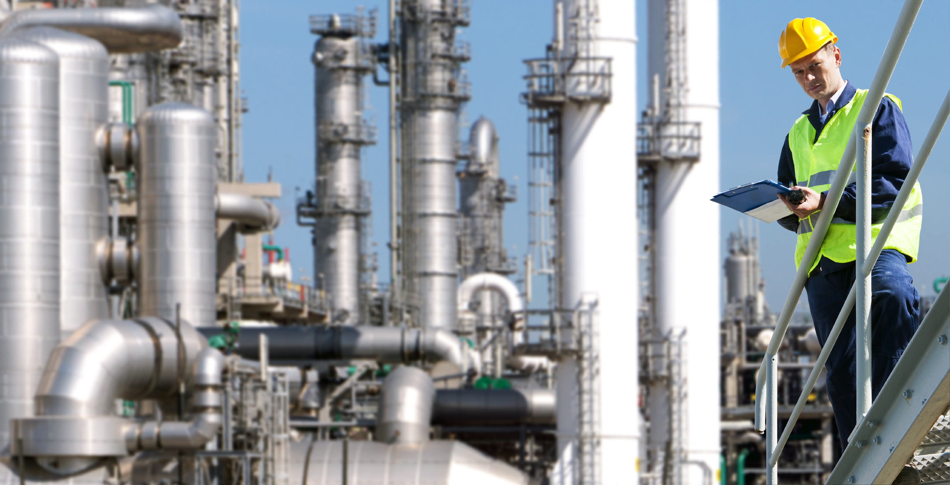 Five trends for the oil and gas and chemicals industries